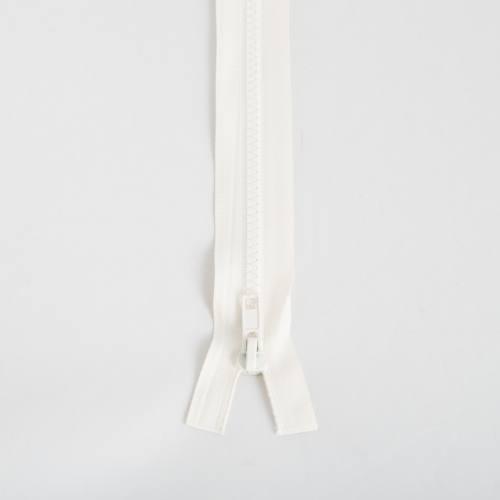 Fermeture injectée 45 cm séparable col 154