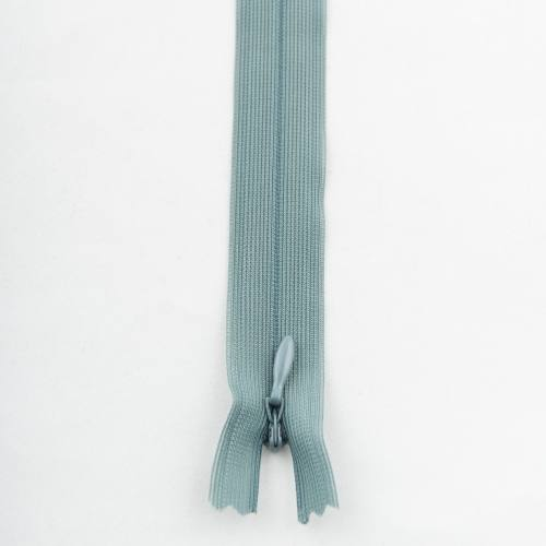 Fermeture 22 cm Col 166 à glissières invisible
