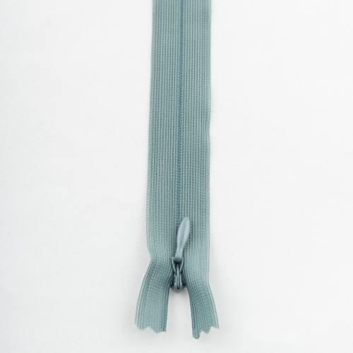 Fermeture 40 cm Col 166 à glissières invisible