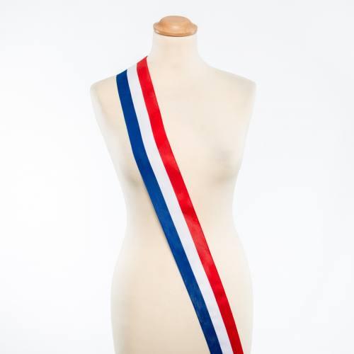 Ruban tricolore 66 mm