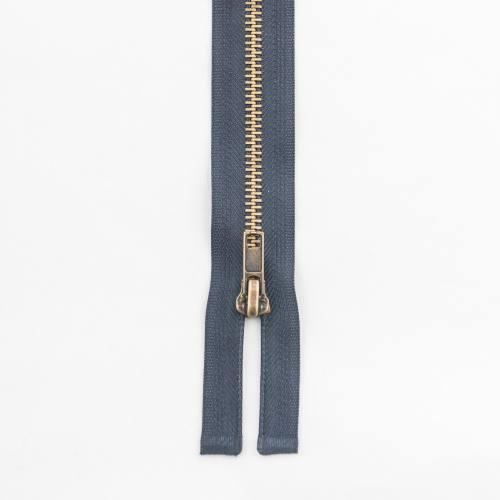 Fermeture 75 cm métal séparable Col 147