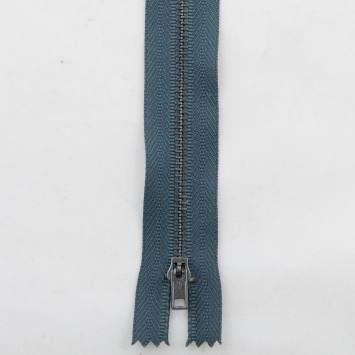Fermeture pantalon 18cm métal non séparable Col 171