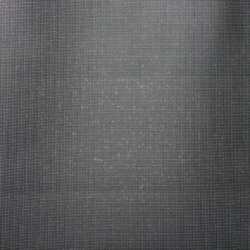 Simili gris incrusté paillettes