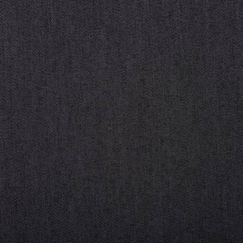 Tissu jeans noir extensible
