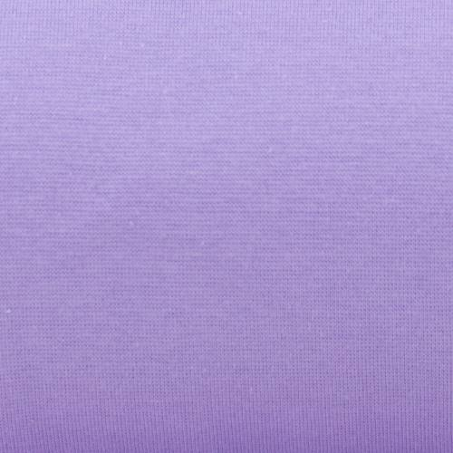 Tissu tubulaire bord-côte lilas
