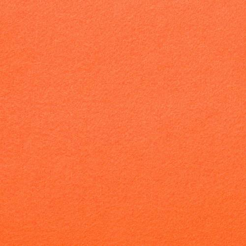 Feutrine orange fluo 91cm