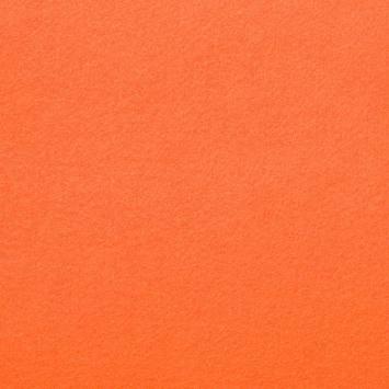 Feutrine orange fluo 91cm