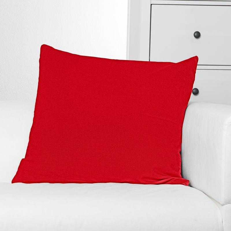 Tissu imperméable rouge