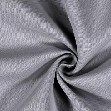 Tissu occultant grande largeur gris