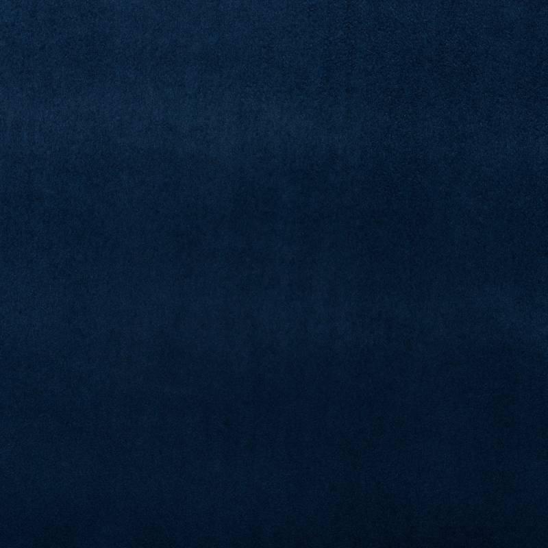 Suédine alaska réversible bleu roi/bleu marine