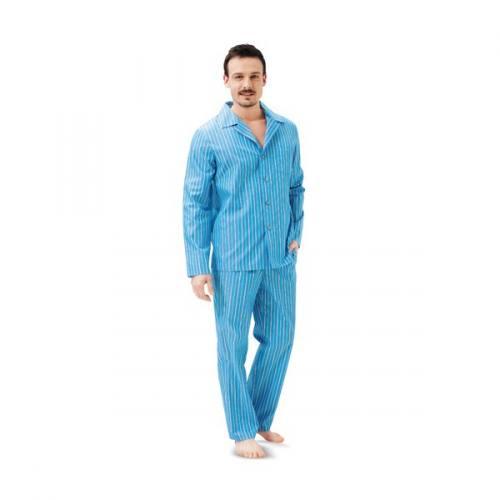 Patron Burda 6741 : Pyjama homme taille 48-58