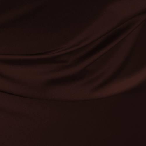 Tissu microfibre extensible chocolat