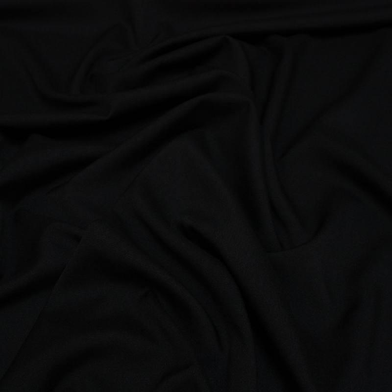 Burlington infroissable noir