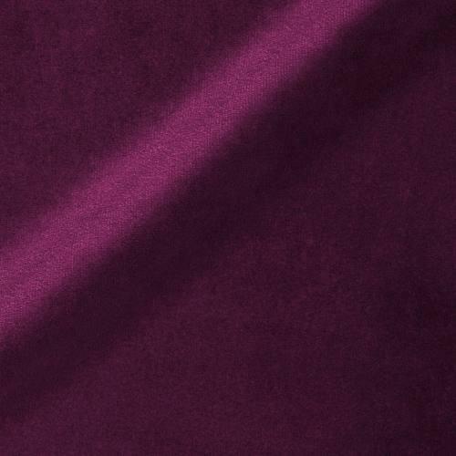 Velours ras d'ameublement uni violet