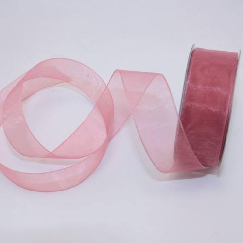 Ruban organdi en bobine balais 20 mm