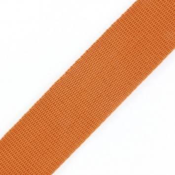 Sangle orange 25 mm