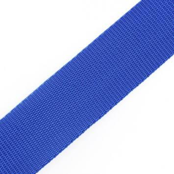 Sangle bleu roi 25 mm