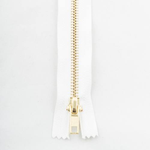 Fermeture 65 cm métal séparable Col 101