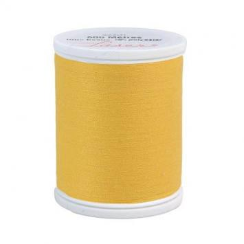 Fil à coudre polyester orange 2608