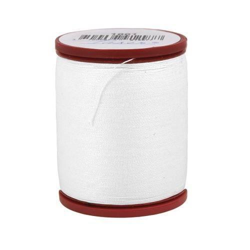 Fil à coudre coton 400m blanc 1001