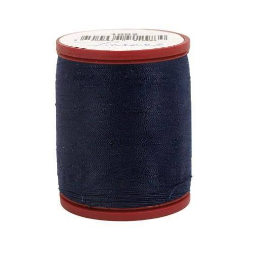 Fil à coudre coton 400m bleu marine 8442