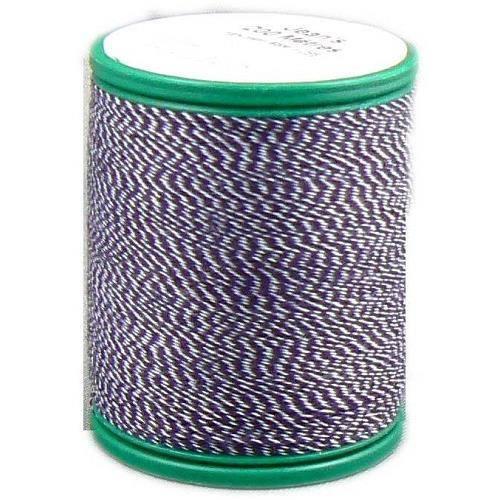 Fil à coudre coton 200m jean's bleu 1308