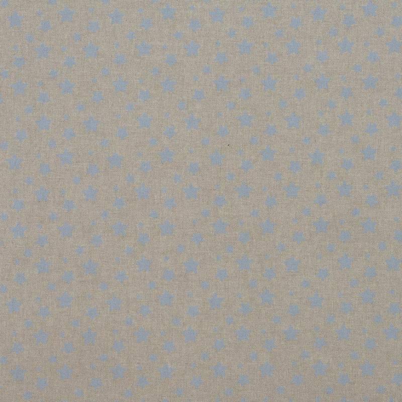 toile coton effet imprim 233 e 233 toiles bleues pastel tissus price