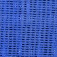 Tissu paillettes bleu roi