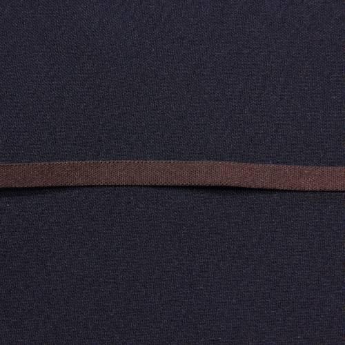 5 mètres d'élastique lingerie marron 61