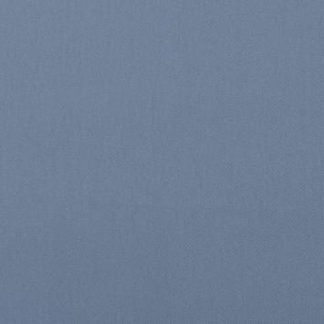 Coton extensible bleu gris