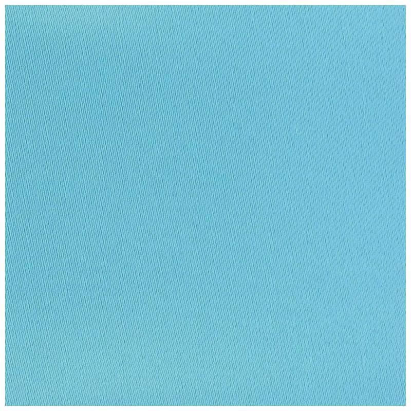 Tissu occultant grande largeur turquoise