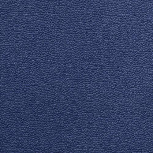 Velours aspect simili cuir bleu