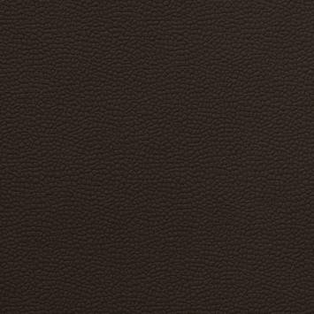 Velours aspect simili cuir chocolat