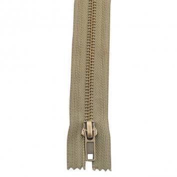 Fermeture 45 cm métal séparable Col 151