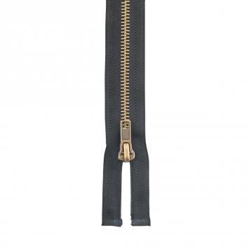 Fermeture 45 cm métal séparable Col 172