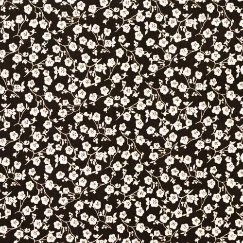 Coton imelda noir