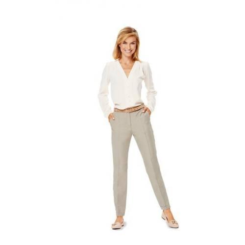 Patron Burda 6689 : Pantalon Taille : 36-46