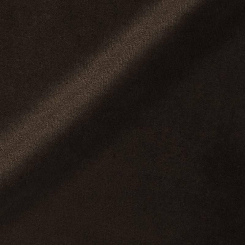 ameublement velours chocolat tissus price. Black Bedroom Furniture Sets. Home Design Ideas