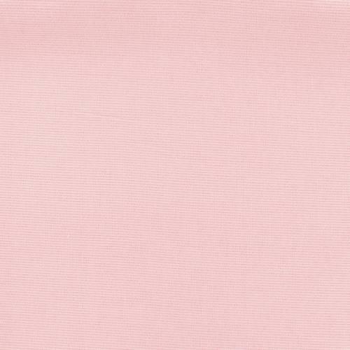 Coton piqué enfant rose