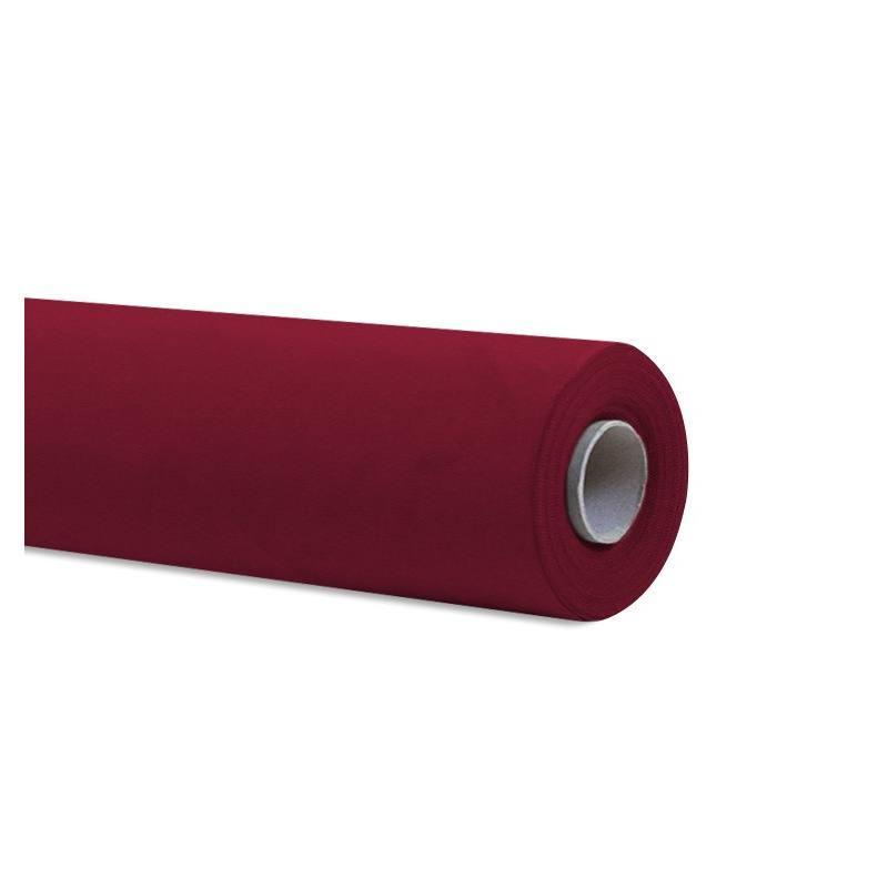 rouleau 23m toile ext rieure t flon grande largeur bordeaux tissus price. Black Bedroom Furniture Sets. Home Design Ideas