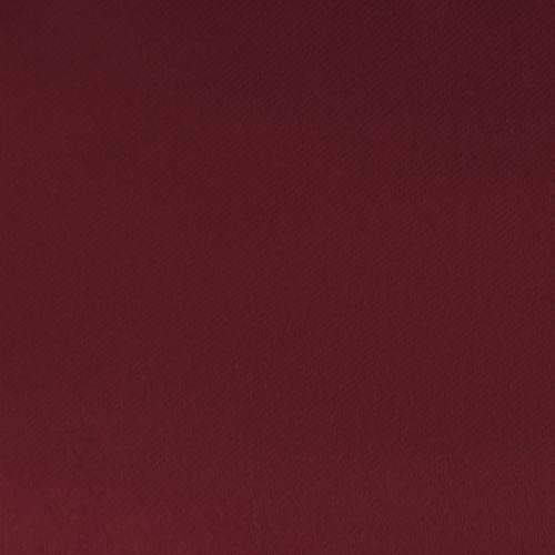 Rouleau 26m Tissu occultant grande largeur bordeaux