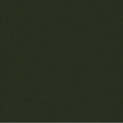 Toile coton verte foncée grande largeur