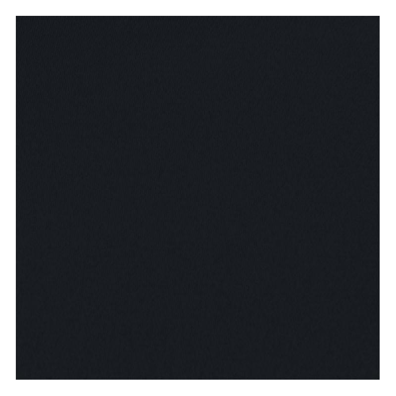 Toile coton demi-natté bleue nuit