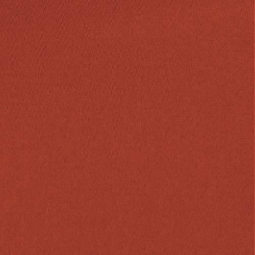 Toile coton demi-natté orange foncé
