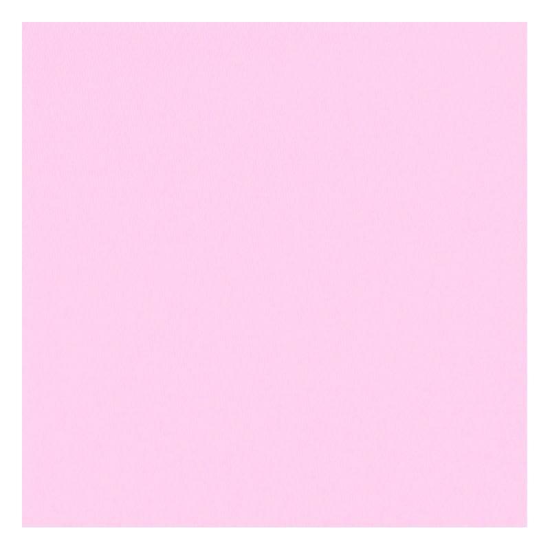 Toile coton demi-natté rose pastel