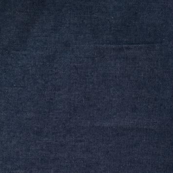 Jean coton bleu foncé 125 gr