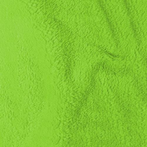 Tissu polaire microfibre vert pomme 140 cm