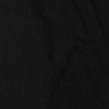 Tissu polaire noir 140 cm