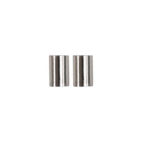 Fermoir magnet argent 2,2x0,7mm