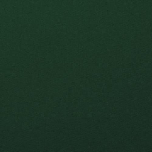 Coton uni vert sapin